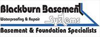 Blackburn Basement Systems logo