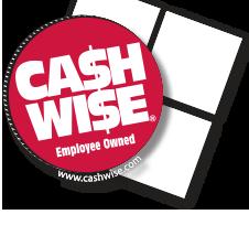 Cash Wise logo