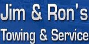 Jim and Ron's Service Inc. logo