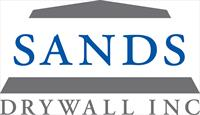 Sands Drywall Inc. logo