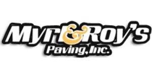 Myrl and Roy's Paving Inc logo
