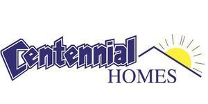 Centennial Homes logo