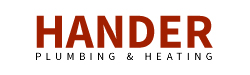 Hander Inc. Plumbing & Heating logo
