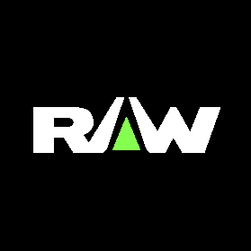 Raw, Inc. logo