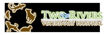 Two Rivers Veterinary Hospital logo