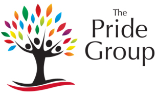 The Pride Group logo