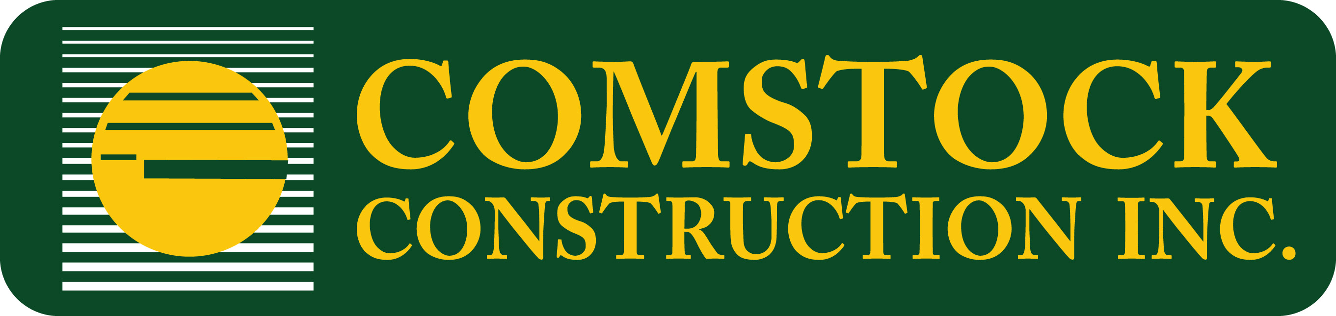 Comstock Construction logo