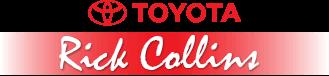 Rick Collins Toyota logo
