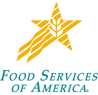 Food Services of America logo