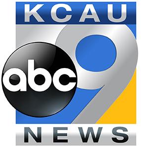 KCAU TV logo
