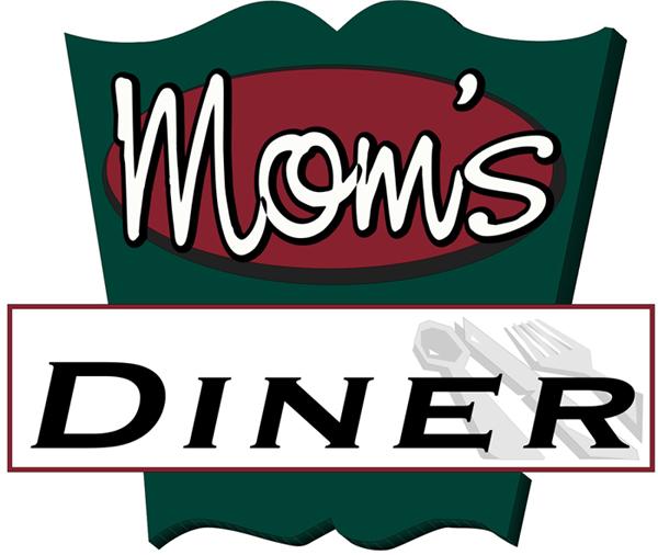 Moms Diner logo