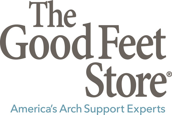 The Good Feet Store logo