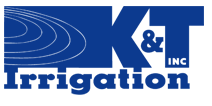 K & T Irrigation logo