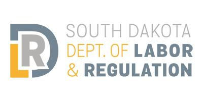 South Dakota Department of Labor and Regulation logo