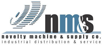 Novelty Machine & Supply logo