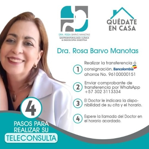 Rosa Teresa Barvo Manotas