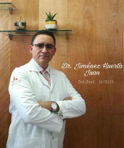 Dr. Juan Jiménez Jiménez Huerta