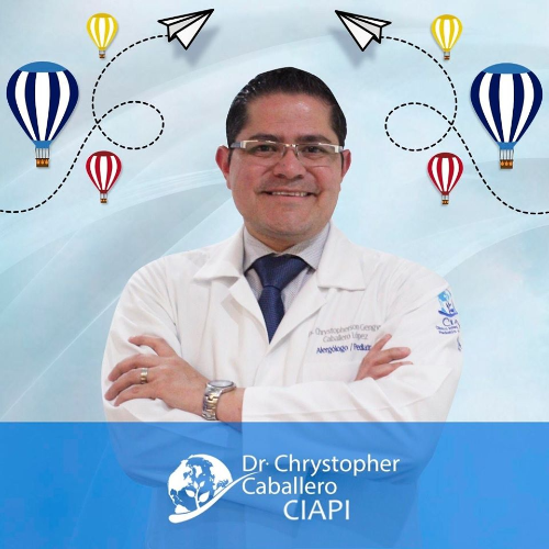 Chrystopherson Gengyny Caballero López