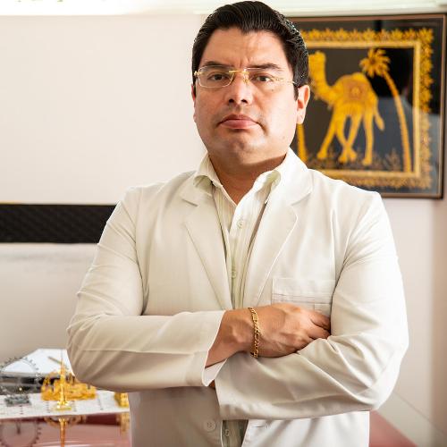 Benjamin Antonio Ayala Ruiz