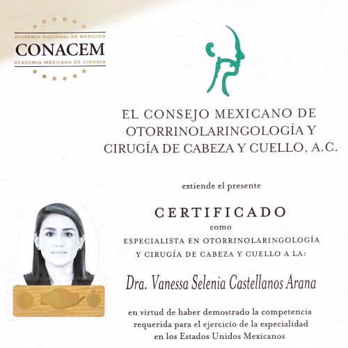 Vanessa Selenia Castellanos Arana