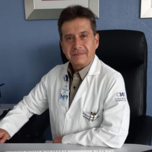 Dr. Rafael De Jesús Mendoza Ramos