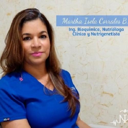 Martha Isela Corrales Beascochea