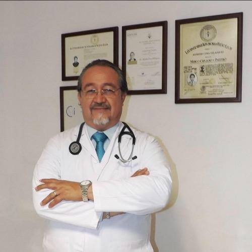 Dr. Alfredo Cura Velázquez