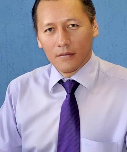 Ernesto Sandoval Ortiz