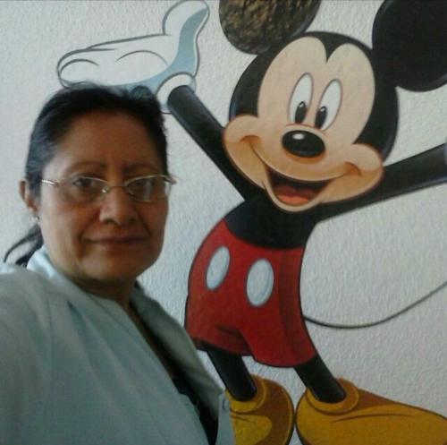 Georgina Yolanda Moreno Acevedo