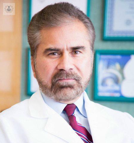 Dr. Jorge Romo Rivera