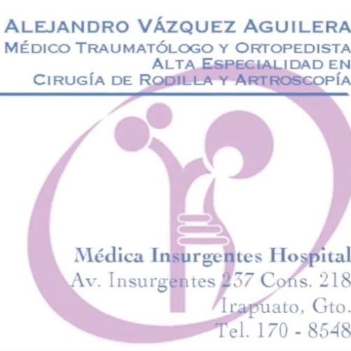 Dr. Francisco Alejandro Vázquez Aguilera