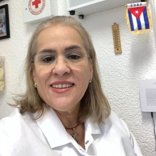 Belia Rosa Valdes Martínez