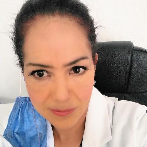 Dra. Maria Del Rosario Palomera Flores