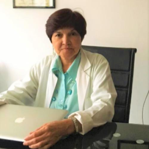 Dra. Ma Elena A. Aldrete