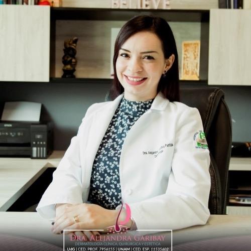 Alejandra Jazmin Garibay Partida