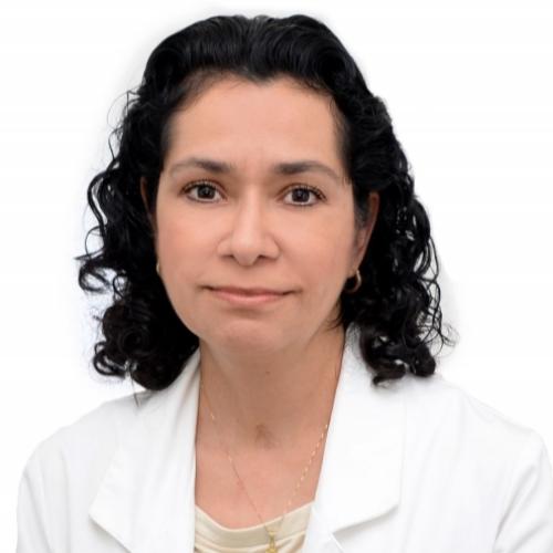 Dra. Rosalba Vázquez Moreno