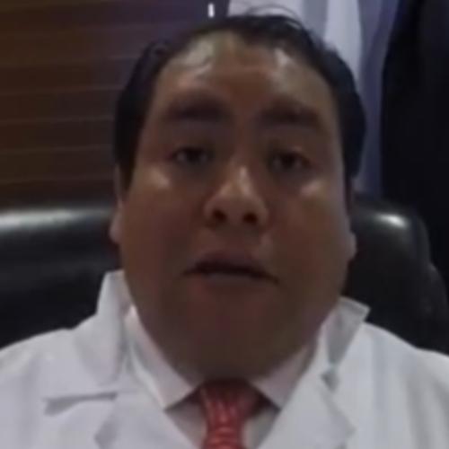 Dr. Omar Francisco Coronel Ayala