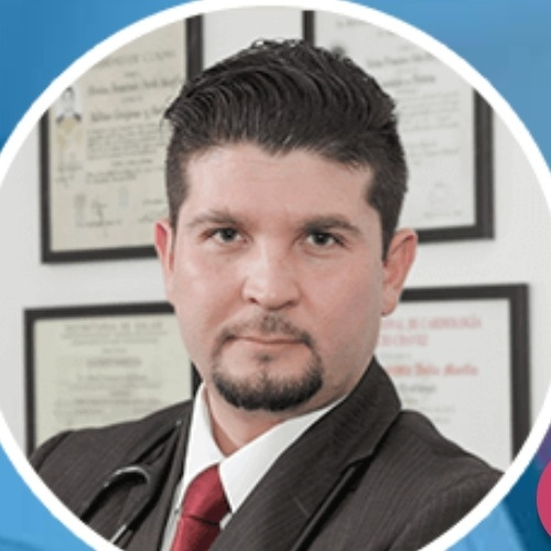 Dr. Adrian Francisco Avila Morfin
