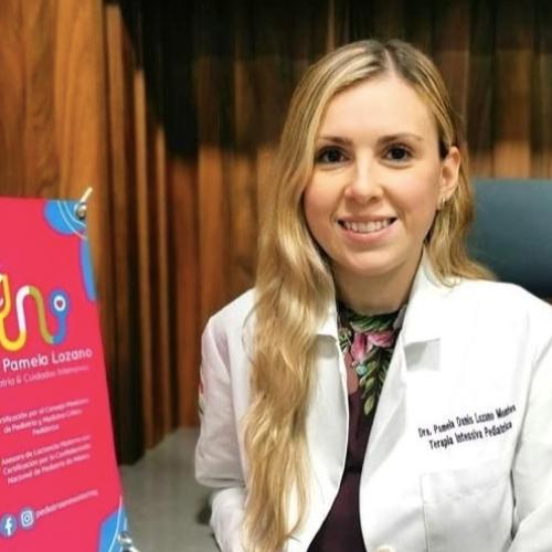 Dra. Pamela Denis Lozano Montes