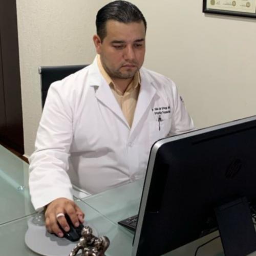 Allan Jair Ortega Morales
