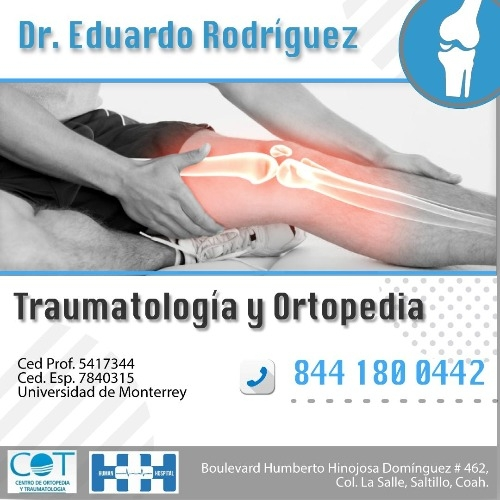 Dr. Eduardo Alberto Rodriguez Dominguez