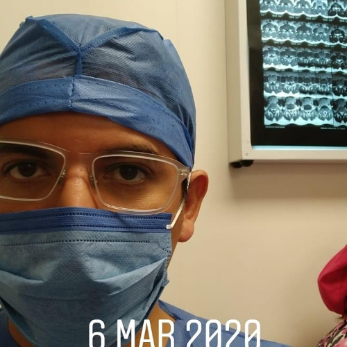 Dr. Aldo Josue Agreda Santana