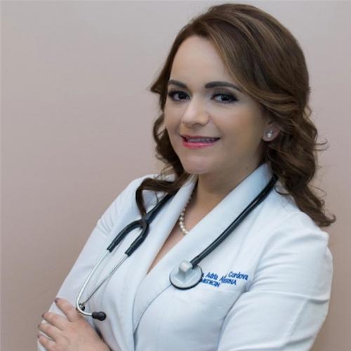 Dra. Adria Jazmin Amada Córdova