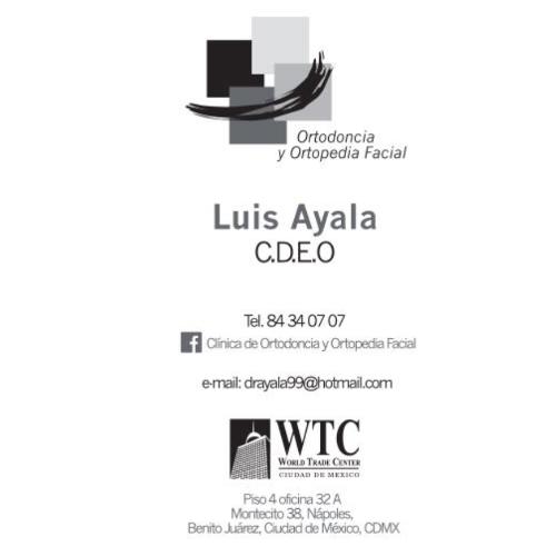 Dr. Luis Oscar Ayala García