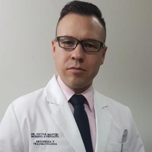 Víctor Manuel Moreno Avendaño
