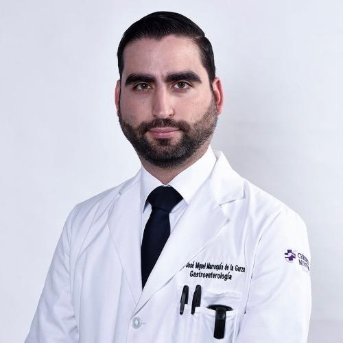 José Miguel Marroquín De La Garza