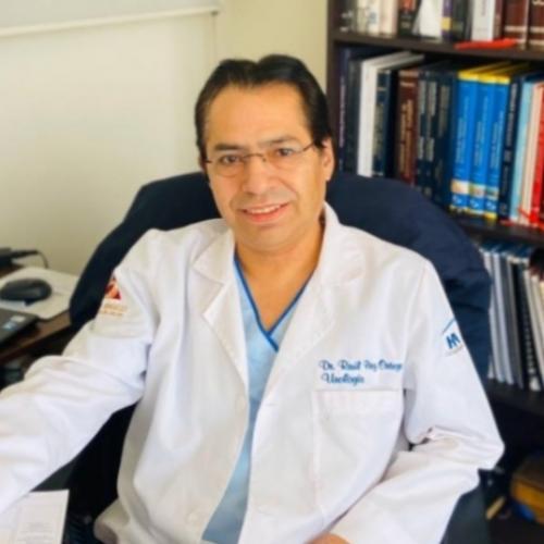 José Raúl Pérez Ortega
