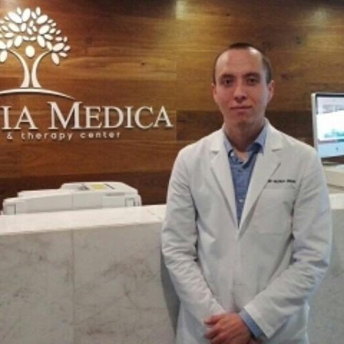 Mario Arturo Valencia Conchas