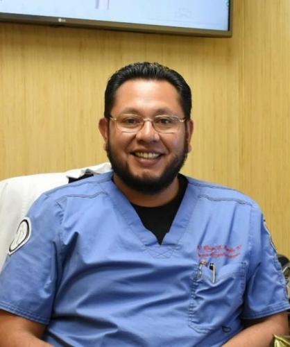 Dr. Diego Eduardo Buendia Valdez