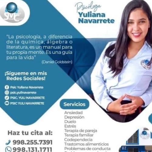 Yuliana Navarrete